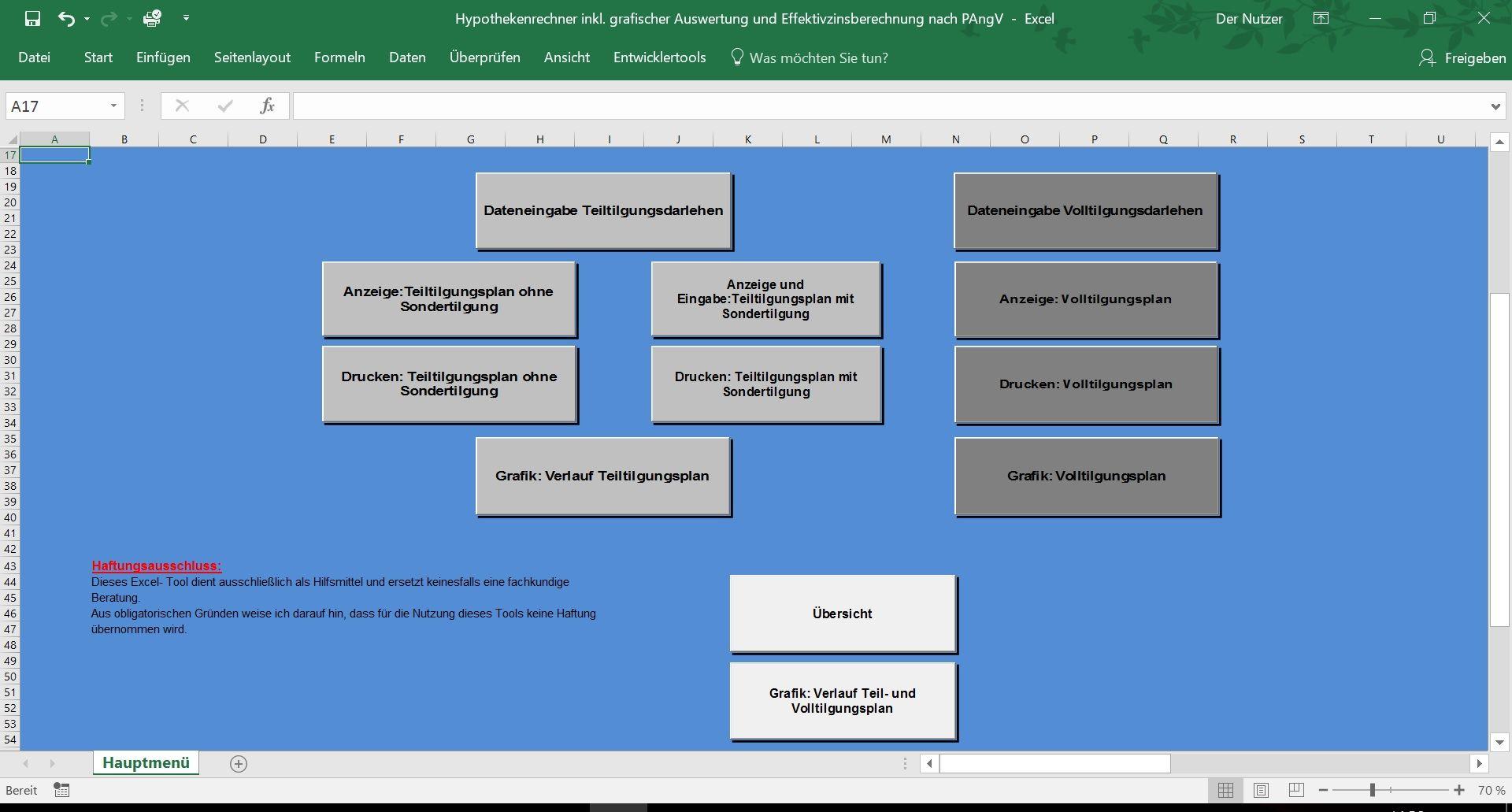 Großzügig Darlehensrechner Excel Vorlage Zeitgenössisch - Beispiel ...