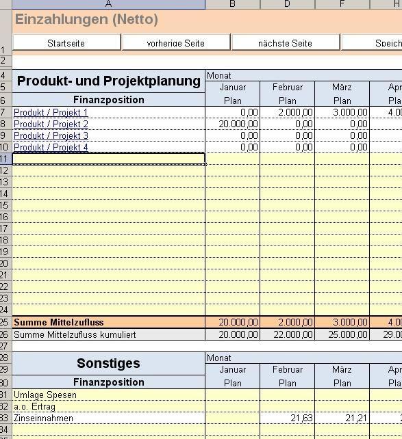 Großartig Amortisation Excel Vorlage Ideen - Dokumentationsvorlage ...